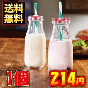 サニーミルクボトル 1本214円 60個販売