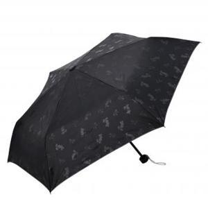 みんなのキャラクター シルエットリボン晴雨兼用折りたたみ傘 60本販売 まとめ割 紳士婦人傘 UVカット 折り畳み傘|ibepara