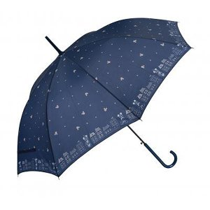 みんなのキャラクター スイートタウンジャンプ傘 48本販売 まとめ割 ジャンプ傘 紳士婦人傘|ibepara