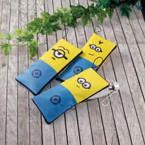 ミニミニキャラクター マイクロファイバー超吸水傘カバー 180個販売 折り畳み傘 傘カバー こどもの日|ibepara|03