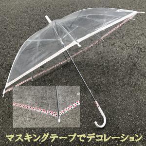 ビニール傘 お絵描きイベント 絵付け デコレーション用にもなる 世界に一つの傘 ルシェル60cmジャンプ傘 骨ブラック 30本入り le cielルシェル|ibepara