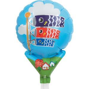 風船 パーティー用バルーン こいのぼり 青空 風船 10枚セット販売 ibepara