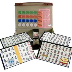 麻雀牌 水仙 ケース セット 高級麻雀牌 麻雀...の関連商品2
