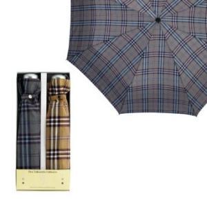 自動開閉チェックミニセット 2P2072 折りたたみ傘 自動開閉 ペアセット 雨傘|ibepara
