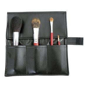 化粧筆 熊野化粧筆4点セット WR-840SB|ibepara