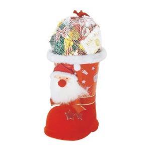 クリスマス お菓子 ブライトレッドブーツ・S 12個以上販売 クリスマス キャンディー お菓子【商品代引不可】|ibepara