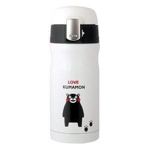 KUMAMON.ワンタッチ栓マグボトル330ml 20個販売 キャラクター雑貨 ノベルティ 販促品|ibepara|02