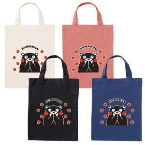 コットンA4バッグ くまモンVer 400個販売 キャラクター トートバッグ コットン 人気|ibepara