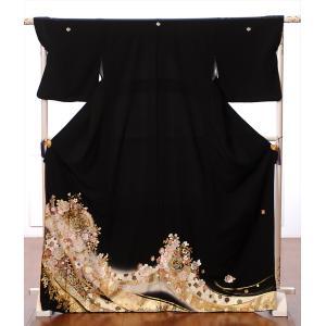 留袖 レンタル 黒留袖 留袖レンタル 黒留袖レンタル桂由美 結婚式