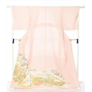 色留袖 レンタル 留袖 フルセット 桂由美 風に誘われて 結婚式 五つ紋