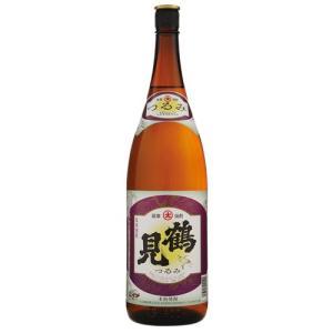 鶴見 芋焼酎 鹿児島 大石酒造 25% 1800ml|ibusukiya