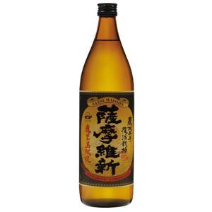薩摩維新 芋焼酎 鹿児島 小正醸造 25% 900ml