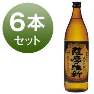 薩摩維新 芋焼酎 鹿児島 小正醸造 25% 900ml 6本セット