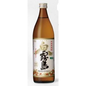 白霧島 芋焼酎 宮崎 霧島酒造 20% 900ml|ibusukiya