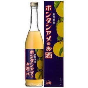 ボンタンアメのお酒 鹿児島 本坊酒造 500ml 化粧箱入り|ibusukiya