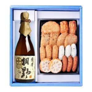 父の日 ギフト さつま揚げ詰合せ・焼酎セット 送料無料 桐野|ibusukiya