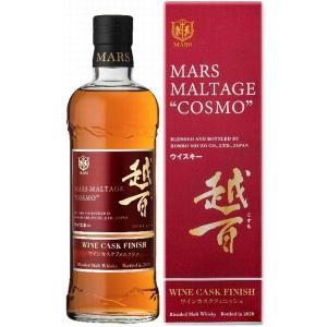 マルスウイスキー モルテージ 越百 こすも コスモ ワインカスクフィニッシュ 43度 700ml 専用化粧箱入|ibusukiya
