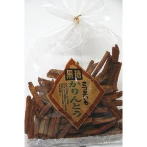黒糖かりんとう 芋けんぴ 芋 かりんとう 黒糖 唐船峡食品 200g入り ibusukiya