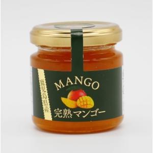 マンゴー ジャム 100g マンゴージャム フルーツジャム 鹿児島 指宿産 ibusukiya