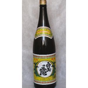 白玉の露 芋焼酎 鹿児島 白玉醸造 25度 1800ml