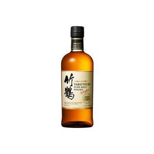 ニッカ 竹鶴 ピュアモルト 国産ウイスキー  700ml 43度 箱なし ウイスキー|ibusukiya