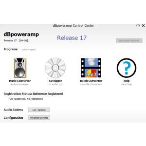 Windows版 dBpoweramp Reference R16.2 CDリッピングソフト ファミリーパック|icat