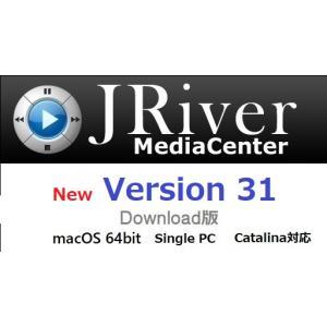 JRiver Media Center Ver22、23対応 Mac ダウンロード版|icat