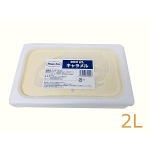 ハーゲンダッツの業務用サイズです! 容量は2L。 ご家庭の冷蔵庫にも入る大きさ! 家族でシェアするの...
