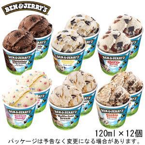 【BEN&JERRY'S】ベン&ジェリーズ A セット【12個セット】アイスクリーム