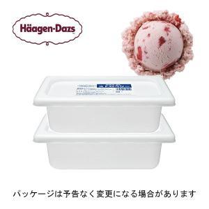 【HD】ハーゲンダッツ 業務用 ストロベリー(2L×2個)