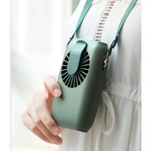 訳あり 傷有り 首かけ扇風機 携帯扇風機 卓上扇風機 熱中症対策  jah002-b icecrystal