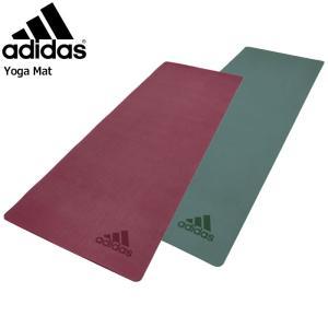 送料無料 アディダス adidas ヨガマット ( Yoga Mat 長さ176cm 幅61cm 厚...