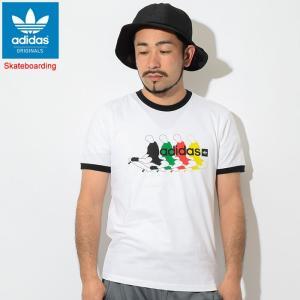 アディダス Tシャツ 半袖 adidas メンズ Beakey リンガー オリジナルス(Beakey...