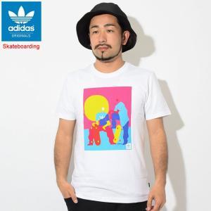 アディダス Tシャツ 半袖 adidas メンズ バレイジ オリジナルス(Burrage S/S T...