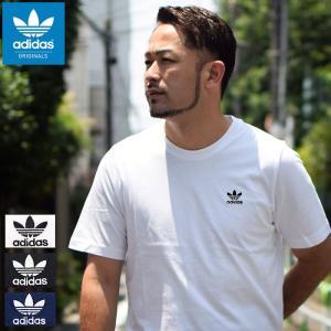 アディダス Tシャツ 半袖 adidas メンズ エッセンシャル オリジナルス(Essential ...