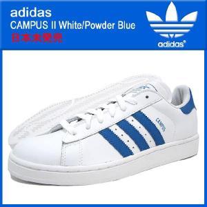 アディダス adidas キャンパス 2 White/Pow...