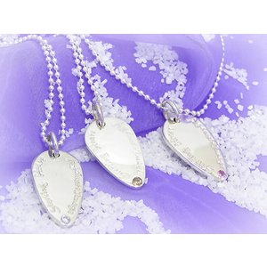AGAINST÷IMAGE(アゲインスト÷イメージ) AIP-105 Silver Necklace|icefield