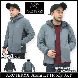 アークテリクス ARCTERYX アトム LT フーディー ジャケット(arcteryx Atom LT Hoody JKT JAKET JACKET アウター 中綿 アークテリックス 10857)|icefield