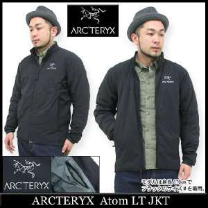 アークテリクス ARCTERYX アトム LT ジャケット(arcteryx Atom LT JKT JAKET JACKET アウター 中綿ジャケット アークテリックス 10859)|icefield