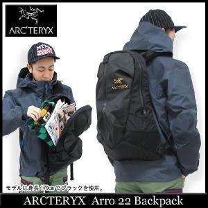 アークテリクス ARCTERYX アロー 22 バックパック(Arro 22 Backpack バッグ リュック バック Bag Daypack アークテリックス 6029)|icefield
