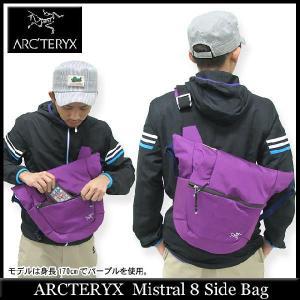 アークテリクス ARCTERYX ミストラル 8 サイド バッグ(arcteryx Mistral 8 Side Bag バッグ メンズ 男性用 6779)|icefield