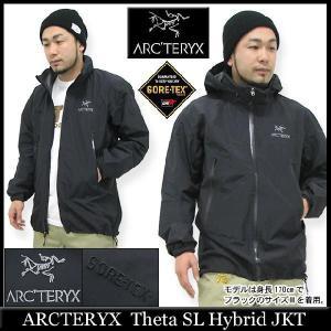 アークテリクス ARCTERYX シータ SL ハイブリッド ジャケット(arcteryx Theta SL Hybrid JAKET JACKET アウター ゴアテックス アークテリックス 7659)|icefield