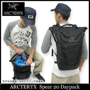 アークテリクス ARCTERYX スピアー 20 デイパック(arcteryx Spear 20 Daypack バッグ リュック メンズ 男性用 8973)|icefield