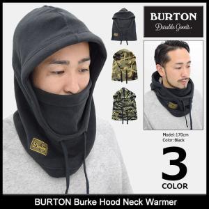 バートン BURTON ネックウォーマー バーク フード(burton Burke Hood Neck Warmer メンズ レディース 151971)|icefield