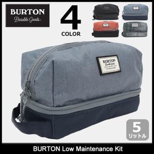 バートン BURTON ポーチ ロー メンテナンス キット(burton Low Maintenance Kit 小物入れ メンズ レディース 153011) icefield