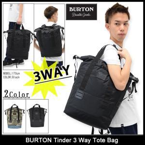 バートン BURTON トートバッグ ティンダー 3 ウェイ(burton Tinder 3 Way Tote Bag メンズ レディース 172931)|icefield