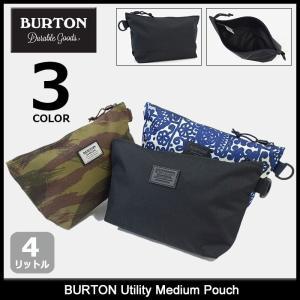 バートン BURTON ポーチ ユーティリティ ミディアム(burton Utility Medium Pouch 小物入れ メンズ レディース 173061) icefield