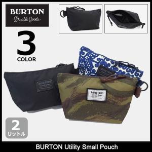 バートン BURTON ポーチ ユーティリティ スモール(burton Utility Small Pouch 小物入れ メンズ レディース 173071) icefield