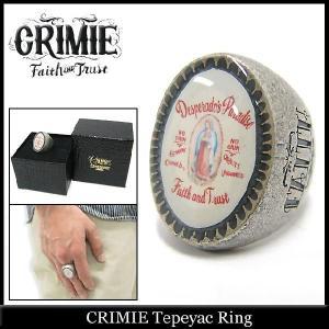 クライミー CRIMIE テペヤック リング(crimie Tepeyac Ring)|icefield