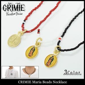 クライミー CRIMIE ネックレス メンズ マリア ビーズ(crimie Maria Beads Necklace 3Way アクセサリー)|icefield